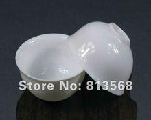 White Congou Tea Porcelain cup, DEHUA Tea Set, , Free Shipping