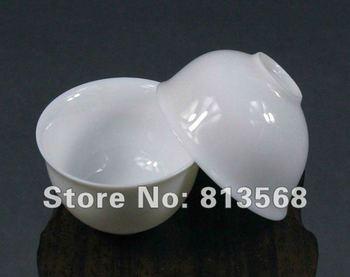White Congou Tea Porcelain cup, DEHUA Tea Set, ,