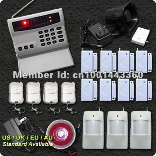 Security Alarm Best House Security Alarm
