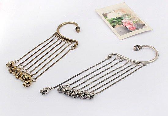 Серьги-клипсы SITENISHI Jewelry EarringsSE049