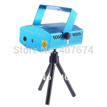 6X LOT Hot 150MW Mini Red & Green Laser,firefly laser,Stage Light laser for DJ party light With Tripod Free Shipping