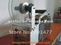 SFYT-1 Round bottle adhesive label machine from Guangzhou Shifeng