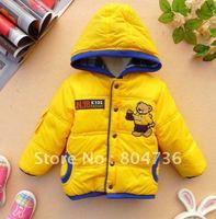 Retail Free shipping 2012 Winter Hot Sale kids clothing,kids coat,children coat,WAQ boy winter coat