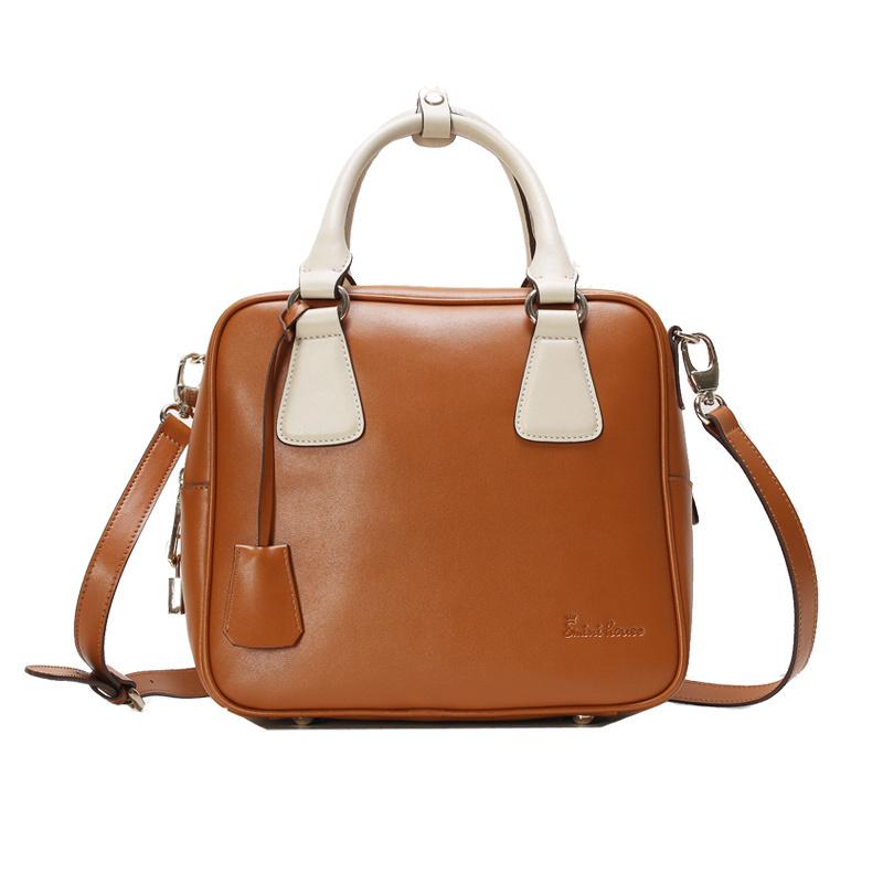 MINNIE vintage leather bag autumn handbag cross-body bag fashion women's handbag q111105(China (Mainland))