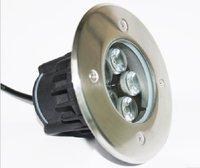 AC85-265V5w led underground lights free shipping