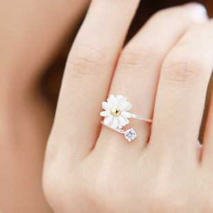 Hello Kitty R1169 fashion lovely ring daisy ring finger ring daisy flower ring 350x350 - Polling for Life Style & Fashion Competition March 2014