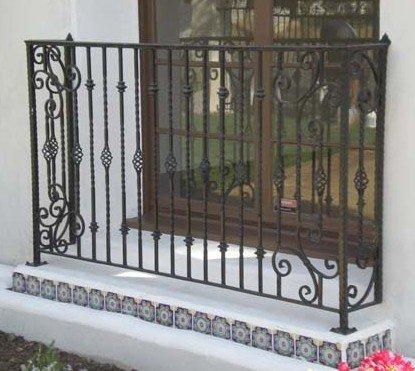 balcony railing designs ETN R048-in Balustrades & Handrails from ...