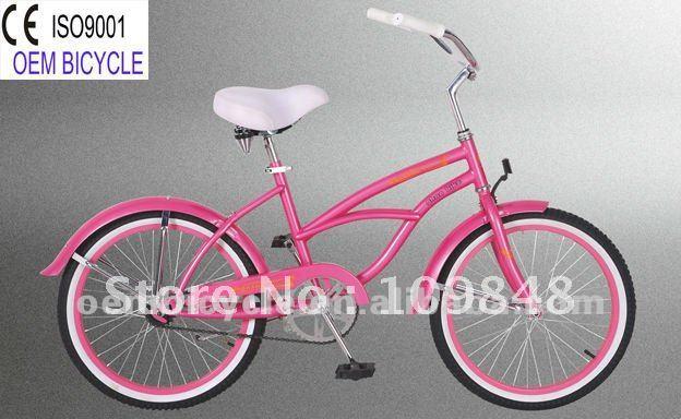 Cruiser Bikes For Girls 20 Inches inch elegant girl beach
