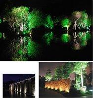 2012 AC85-265V6w RGB led underground lights ,garden lighting,outdoor lighting