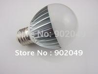 LED Bulb Light KL-BU-4W  DA001 Alumium Brushed Stainless Free Shipping