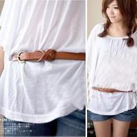 FREE SHIPPING  personality strap all-match thin belt women's popular strap cummerbund belt  10PCS/LOT