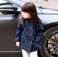 girl's coat baby outerwear girls jacket kids wear children clothing girl's windbreaker fur coat