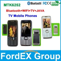 Мобильный телефон Three Sim Cards Three Standby GPS TV Smartphones