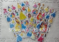Christmas Gift, 100 Sheets Princess Design Kids Cute Stickers/ Children Stationery Fashion Decoration Stickers/Kids DIY Toy