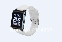 Free shipping -2012 COOL Watch MP4 Player ---Mini&Portable&Fashion&Amazing(China (Mainland))