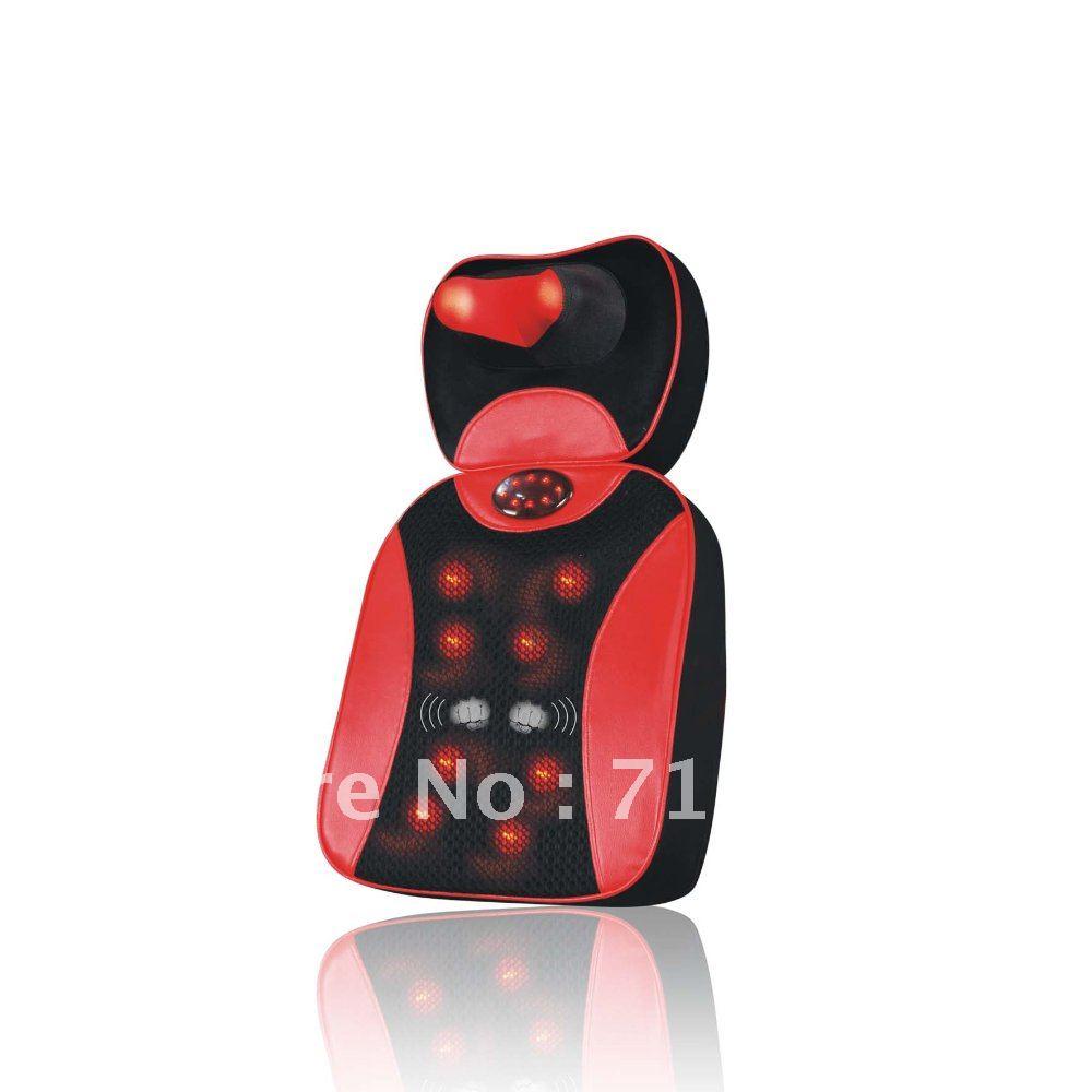 Special Offer !!! Shiatsu Back Massage Cushion---Free Shipping(China (Mainland))