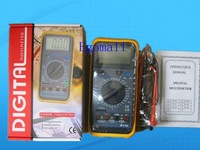 Wholesale - retail 20000 Counts 4 1/2 digits Manual range Digital Multimeter MY65 free shipping O007