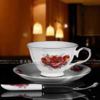 FREE SHIPPING! Coffee cup exquisite gift lovers set 6 g285