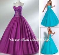 Free shipping New arrival Sleeveless Suzhou Real picture Ball gown
