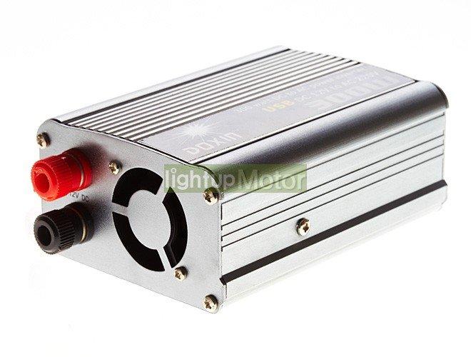 NEW 1000W Car 12v DC to 220v AC out Power Inverter USB Port Best(China (Mainland))