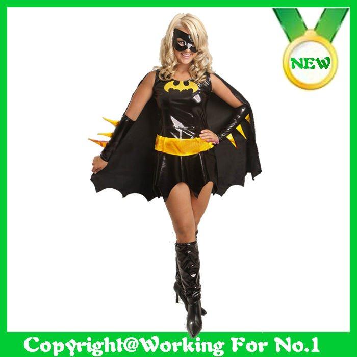 Batman Halloween Costume For Women Batman Halloween Women's