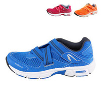 DECATHLON teenage breathable hasp running shoes kalenji eliofeet jr