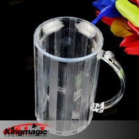 Holiday Sales Pitcher Of Milk Disappear, Big Milk Cup, high quality, milk regeneration, stage magic props, Free shipping