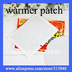 6packs Warmer Patch, Body Warmer Pad, Keep Body Sticker, Heat Pack -- OCR05 Free Shipping Wholesale & Retail(China (Mainland))