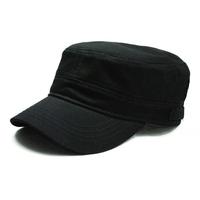 91 mirror 100% cotton cadet cap hat sun-shading military hat male hat