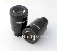 Free shipping ! High Point Wide Field MicroscopeEyepiece  WF20X/10 Super Widefield 30MM