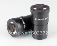 Free shipping ! Extreme widefield microscope eyepiece  WF20X/12 (30mm)