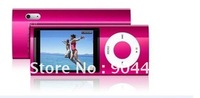 32GB 5th Generation 2.2 inch hd MP4 Player with Camera 1.3 mp mp4 digital player+Free Shipping