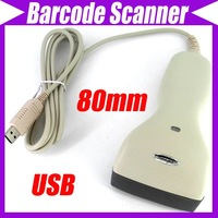 USB 80mm CCD Barcode Scanner #609