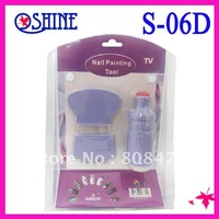 Nail Silica gel XL Stamper set XL Stamper +1 Plastic scraper+1 Metal scraper With PVC Display Packing
