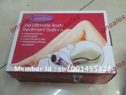 Derma Seta Ultimate Full Body SPA Treatment Syste,Massager Cleaning Kit,Hair Remove Epilator ,Exfoliafes Dry Skin China Post(China (Mainland))