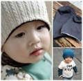 wholesale Free shipping 20pcs/lot thread kids hats baby adult cap infant cap Cotton Beanie children baby Hat