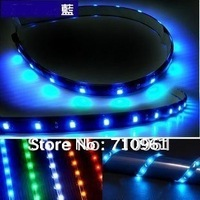 Free shipping High Quality led strip light 30CM  1210 SMD High brightness waterproof flexible LED strip light