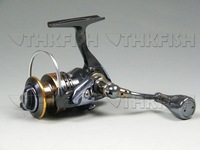 Brand New ! 11+1 Ball Bearing HuiHuang SW1000 Frong Drag Fishing aluminium Handle Spinning Reels Salt Water Reels