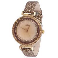 2012 leopard print fashion shell quartz watch fashion table rhinestone ladies watch 8603