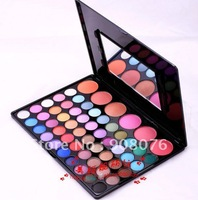 Best selling!  56 Color 6 Blush 50 Eyeshadow Palette Makeup set Eye Shadow P56 1PCS Free shipping