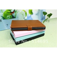 "8"" Digma iDx8 / iDx8 3G /Teclast P85 Allwinner A10 Tablet For 8""Black / Pink /Brown /Blue Magic Leather Case Free shipping"