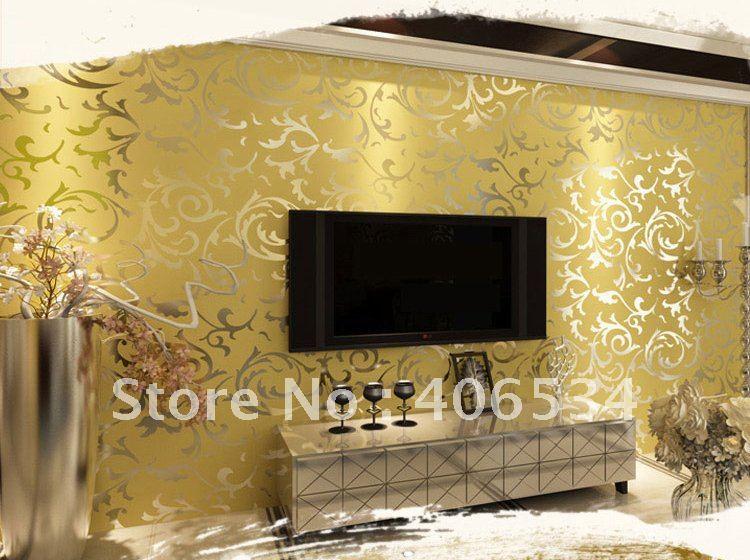 Paper Room Wallpaper