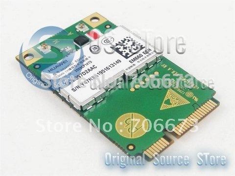 HuaWei EM660 3G WWAN Mini PCI-E CDMA EV-DO Module Wireless Card(China (Mainland))