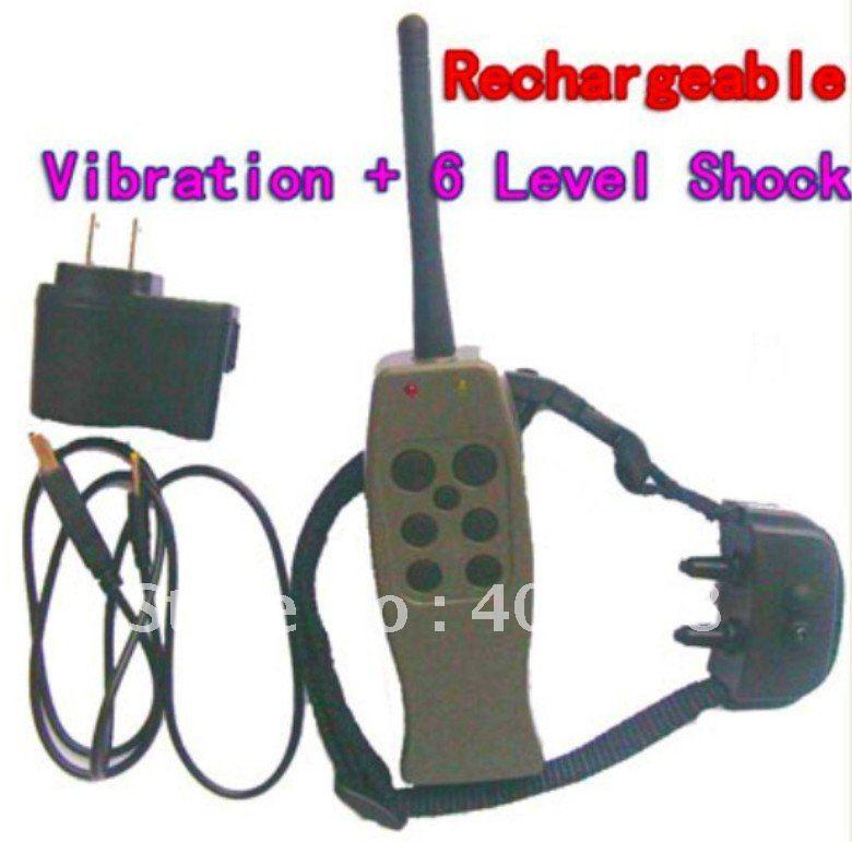 Little/Medium/Big Stubborn Rechargeable Dog Remote Training Collar for 1 dog(China (Mainland))