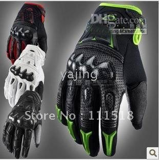 2012 Free shipping MotorCycle/motorbike/racing gloves/leather gloves Bomber gloves M/L/XL [GV06]