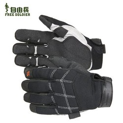 Brand;Free Soldier cjst01 Men Women Tactical Gloves & Mittens Size:S M L XL(China (Mainland))
