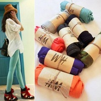 2012 Free shipping New arrival  Women&#39;s  pants , Leggings ,HM, 16colour
