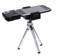 320*240 Mini Portable Multimedia Pocket Cinema Pico Projector with Tripod for iphone ipad ipod,Handheld Portable Mini Projector