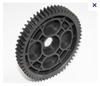 spur gear 57 tooth 66062 baja