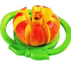 Creative home multi-functional stainless steel cut fruit / fruit slicer,free shipping(China (Mainland))